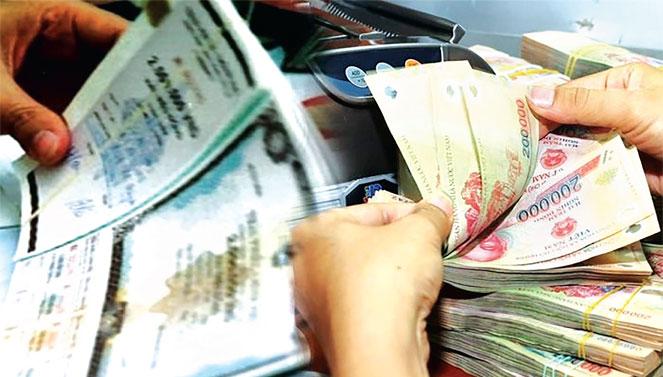 Hàng loạt doanh nghiệp cần vốn đã vay nợ bằng trái phiếu. Ảnh minh họa/ Nguồn: Batdongsan.com.vn