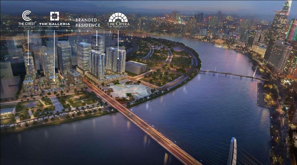 Dự án The Metropole sắp có tòa nhà mang tên khu dân cư âm nhạc 15