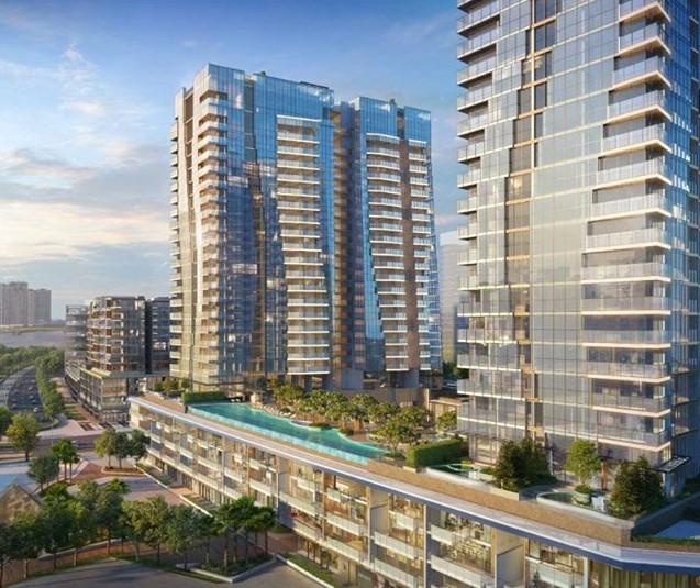 Dự án The Metropole sắp có tòa nhà mang tên khu dân cư âm nhạc 11