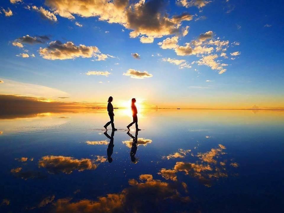 Salar De Uyuni - Vẻ đẹp siêu thực