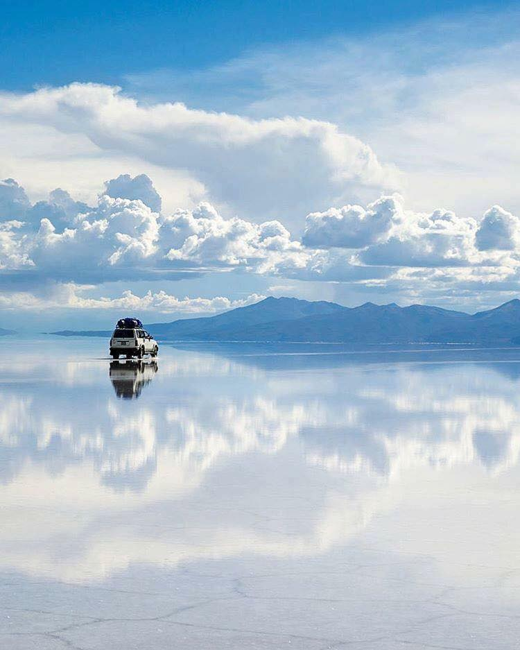Salar De Uyuni - Vẻ đẹp siêu thực 2