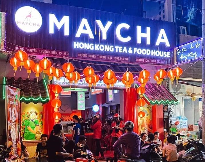 Thiên đường trà sữa theo phong cách Hồng Kông 1
