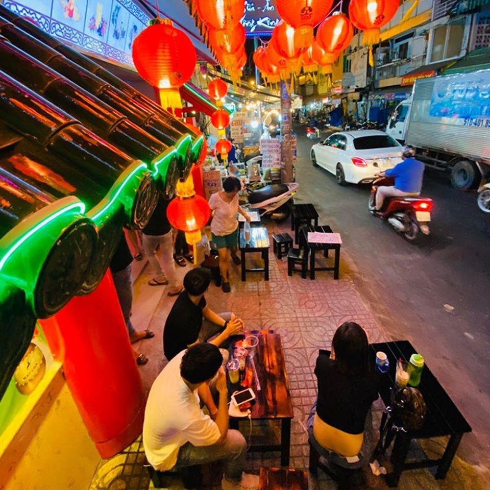 Thiên đường trà sữa theo phong cách Hồng Kông 3