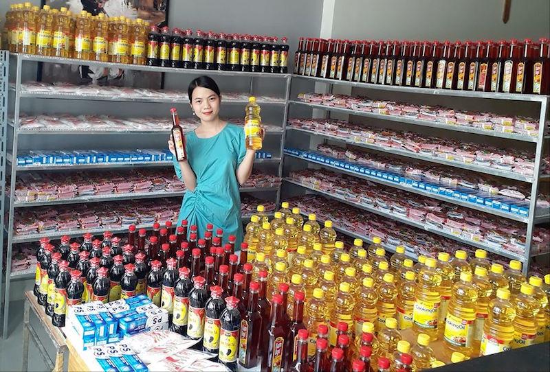 Minh Nga, cô gái từ bỏ Sài Gòn hoa lệ về huyện miền núi bán nông sản rừng BHNong 7