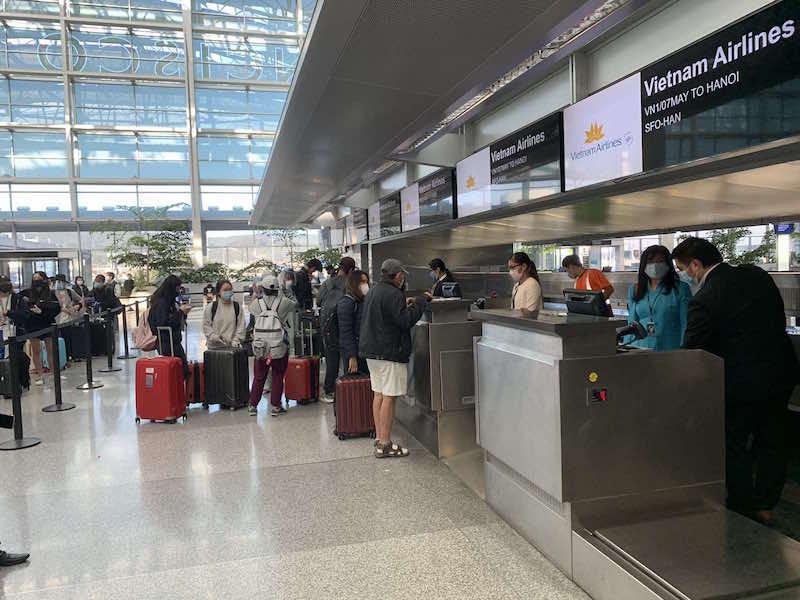 Chuyện mới kể về chuyến bay đầu tiên đưa công dân Việt Nam hồi hương từ Hoa Kỳ 1