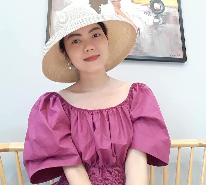 Cô gái có tấm lòng nhân hậu đó là Võ Thị Minh Nga, ngụ thị trấn Tân An, huyện Hiệp Đức, tỉnh Quảng Nam