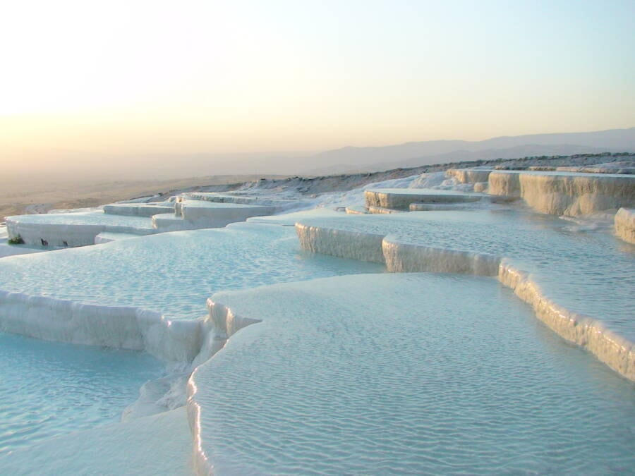"""Pamukkale Lake """"Conton Castle"""" - điểm đến không thể bỏ lỡ khi du lịch Thổ Nhĩ Kì 7"""