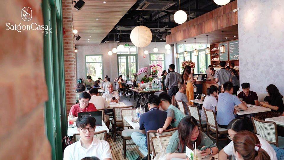 Saigon Casa Café, có một Sài Gòn thật khác nơi đây! 3