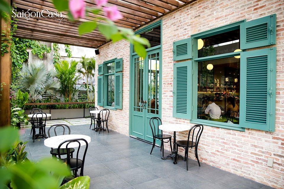 Saigon Casa Café, có một Sài Gòn thật khác nơi đây! 4