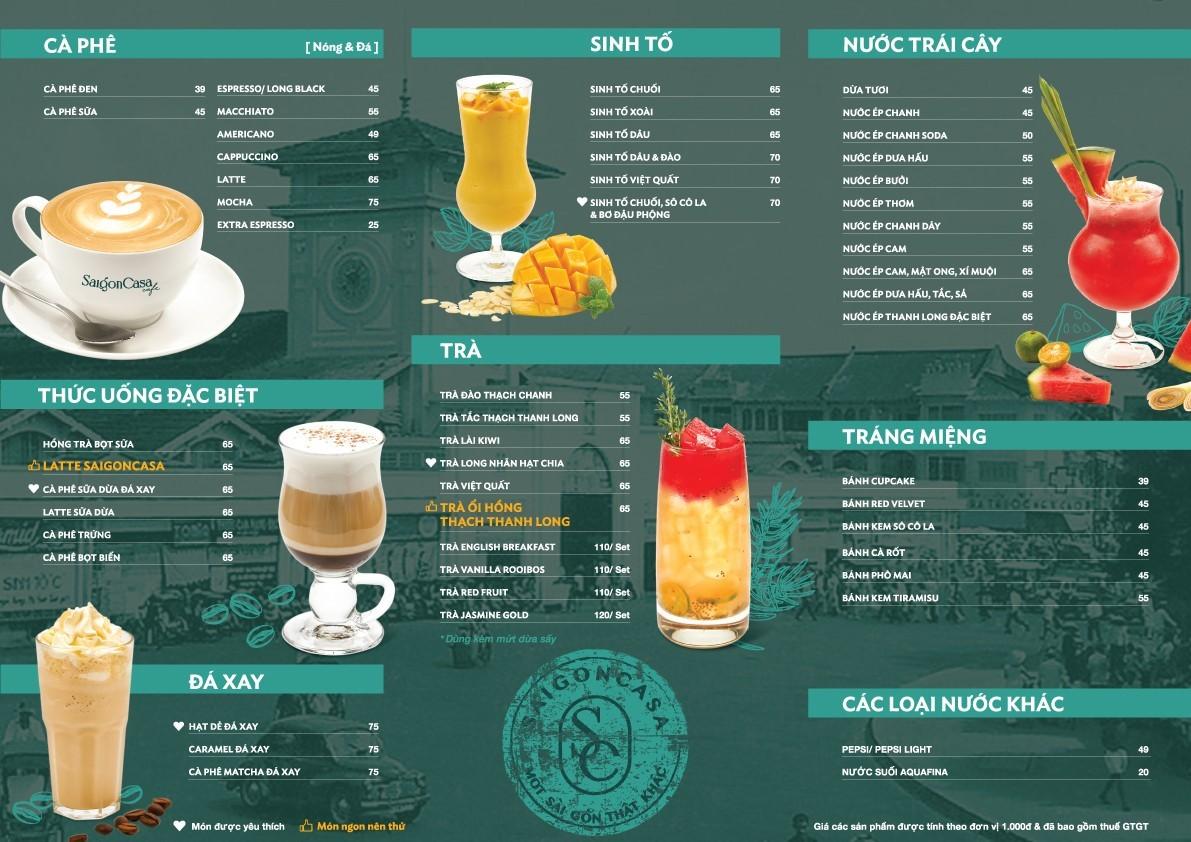 Saigon Casa Café, có một Sài Gòn thật khác nơi đây! 5