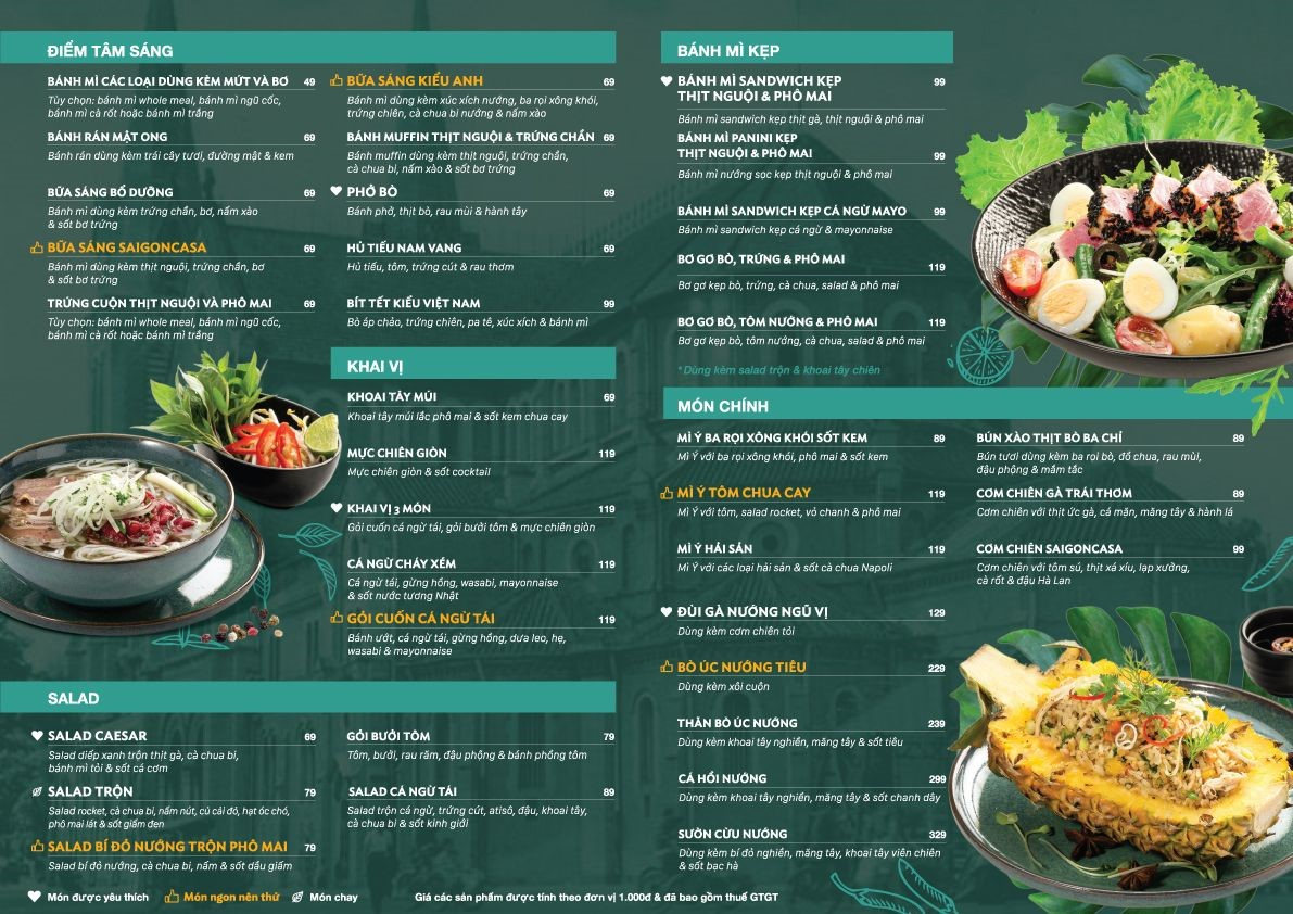 Saigon Casa Café, có một Sài Gòn thật khác nơi đây! 6