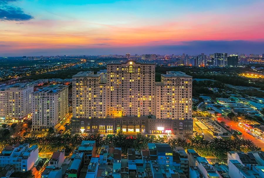 Khu căn hộ Saigon Mia: Sự lựa chọn cho người có mức thu nhập tầm trung 10