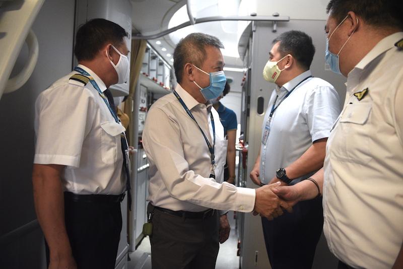 Chuyện mới kể về chuyến bay đầu tiên đưa công dân Việt Nam hồi hương từ Hoa Kỳ 4