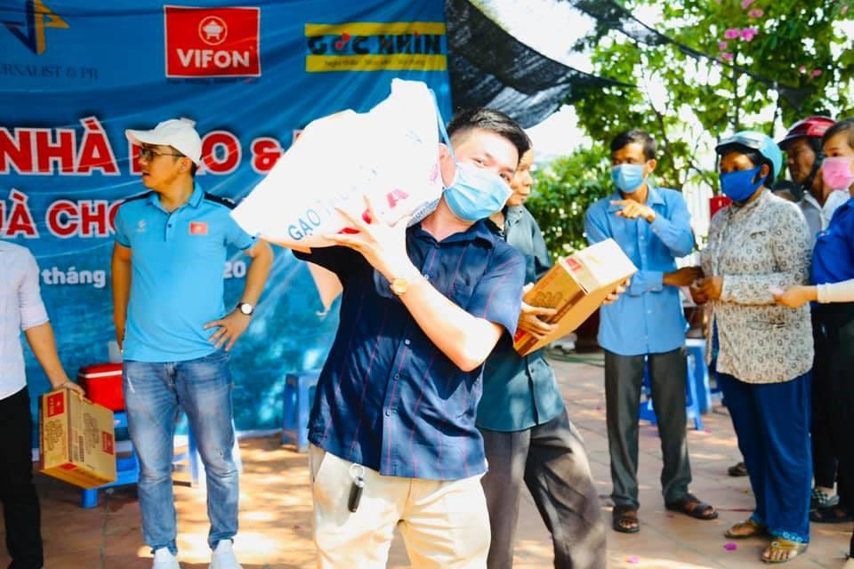 Ấm tình thiện nguyện nơi vùng biên giới Tây Ninh 3