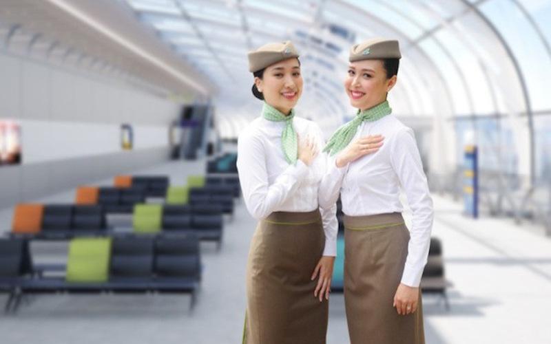 Ấn tượng với tiếp viên Bamboo Airways 1
