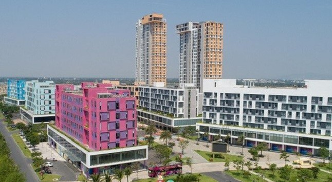 Dự án Cocobay Đà Nẵng do Tập đoàn Empire làm chủ đầu tư trên quy mô diện tích lên tới 31 ha. Nguồn ảnh: Nhịp sống kinh tế