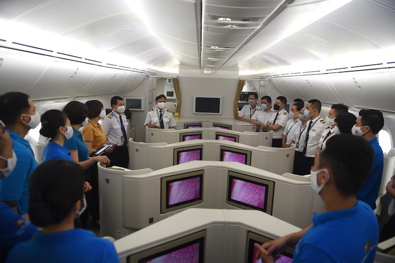 Chuyện mới kể về chuyến bay đầu tiên đưa công dân Việt Nam hồi hương từ Hoa Kỳ 2