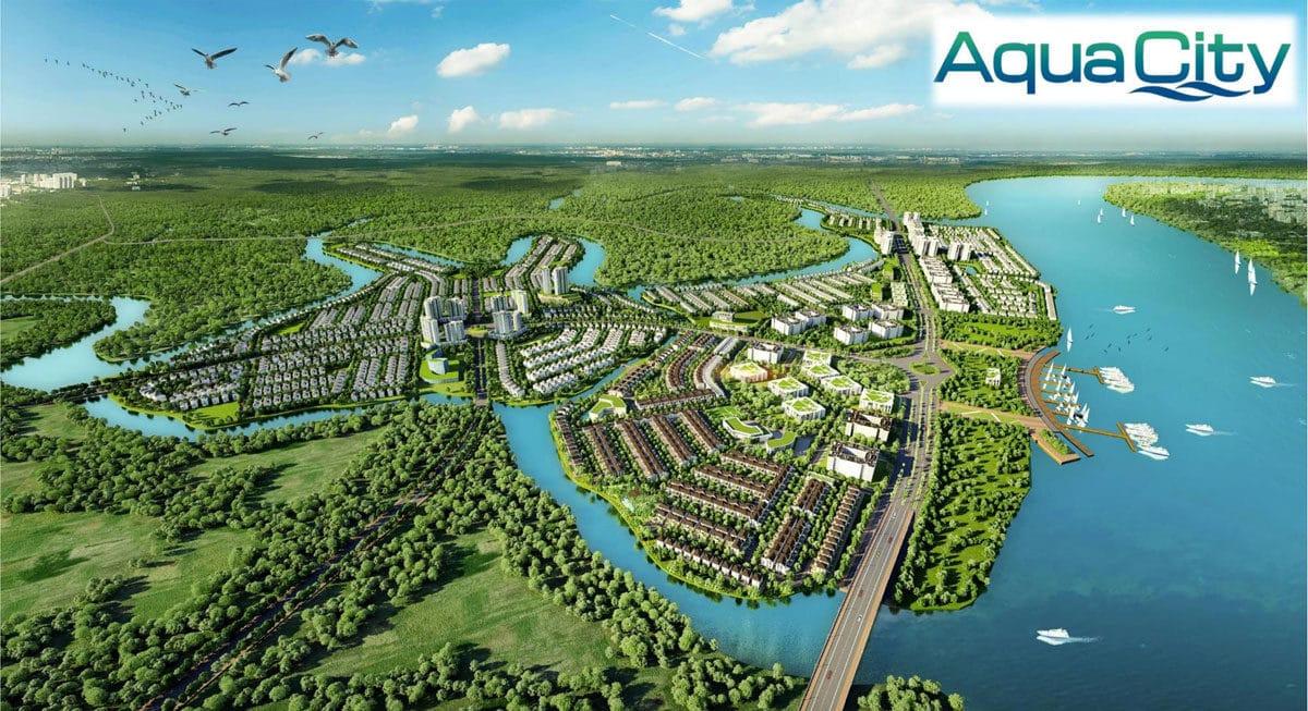Một chút so sánh giữa hai dự án Aqua City và Gem Sky World 3