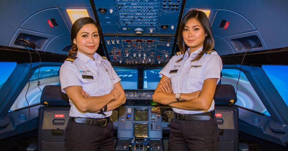 Phi công nữ đến từ Philippines có thể giúp du lịch châu Á bùng nổ 2