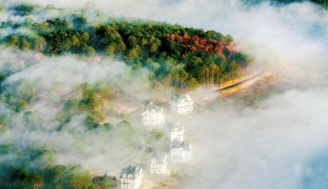 Những chốn săn mây lý tưởng tại Đà Lạt 3