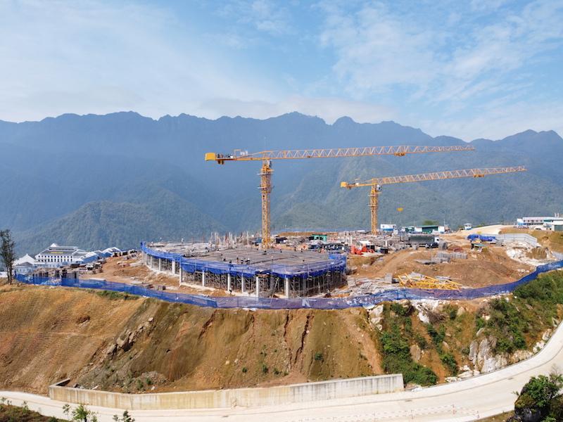 Hòa Bình đứng đầu Top 10 Nhà thầu Xây dựng uy tín 2020 3