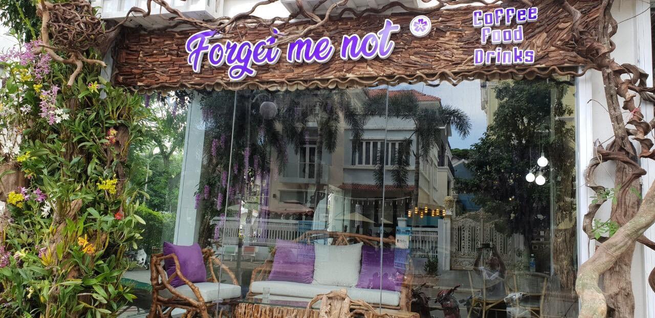 Forget me not - rừng nhiệt đới giữa lòng Sài thành 1