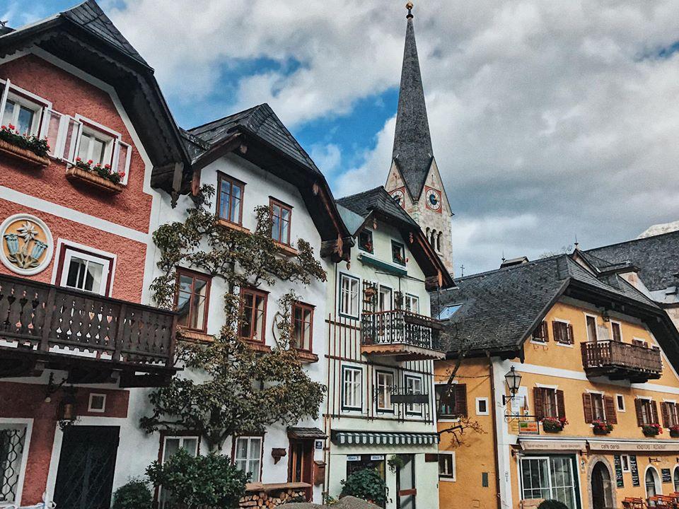 Hallstatt - thị trấn nhỏ lâu đời với vẻ đẹp như bước ra trong chuyện cổ tích 4