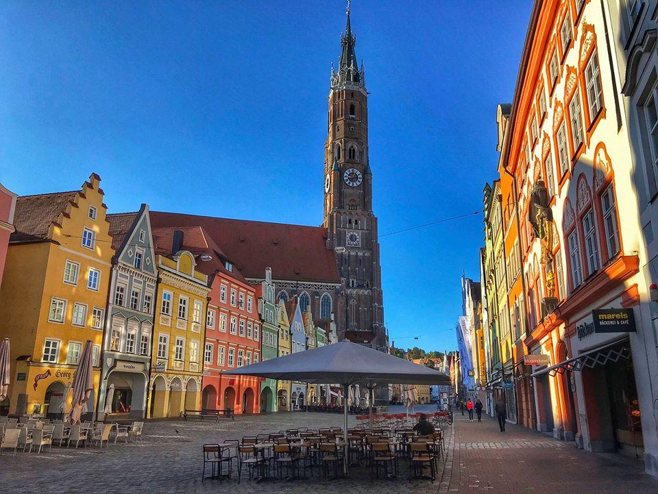 """Landshut - độc đáo với """"lễ hội đám cưới"""" từ thế kỉ 15 2"""