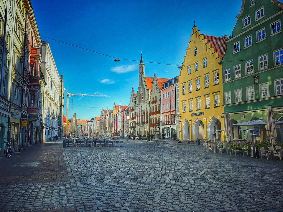 """Landshut - độc đáo với """"lễ hội đám cưới"""" từ thế kỉ 15 3"""