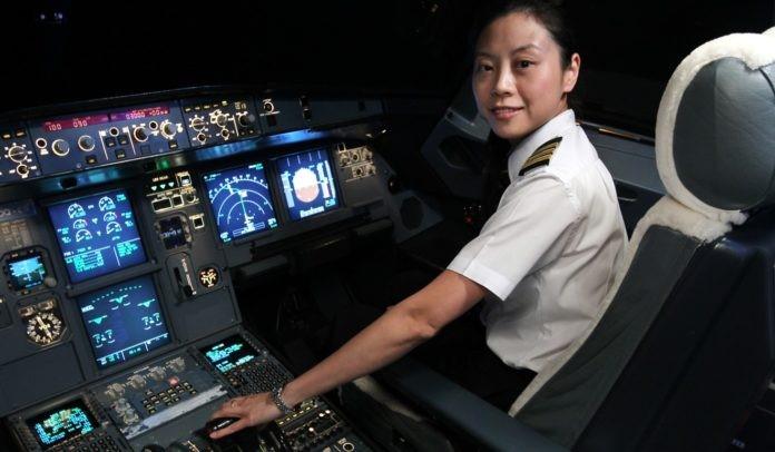 Phi công nữ đến từ Philippines có thể giúp du lịch châu Á bùng nổ 1