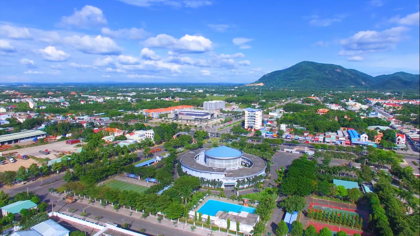 Phú Mỹ trở thành 'tầm ngắm' của giới đầu tư bất động sản 1