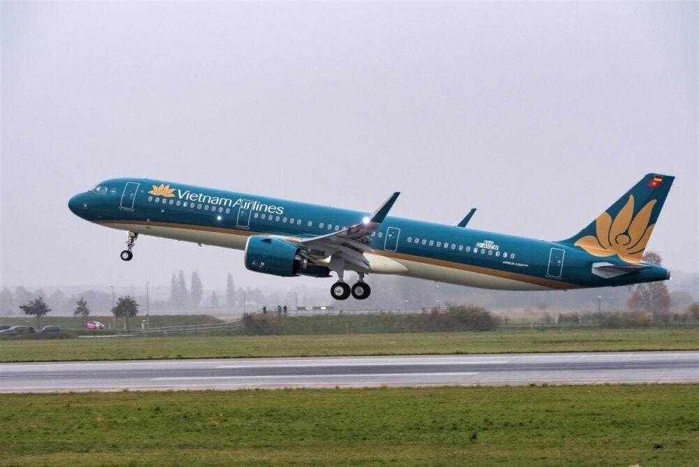 Vietnam Airlines phát triển mạng lưới nội địa sau đại dịch 1