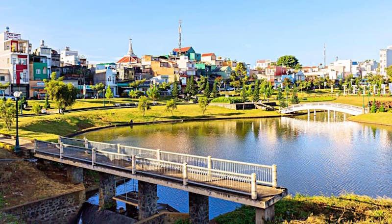 Thành phố Bảo Lộc - Lâm Đồng phát triển dựa trên bản sắc riêng 2