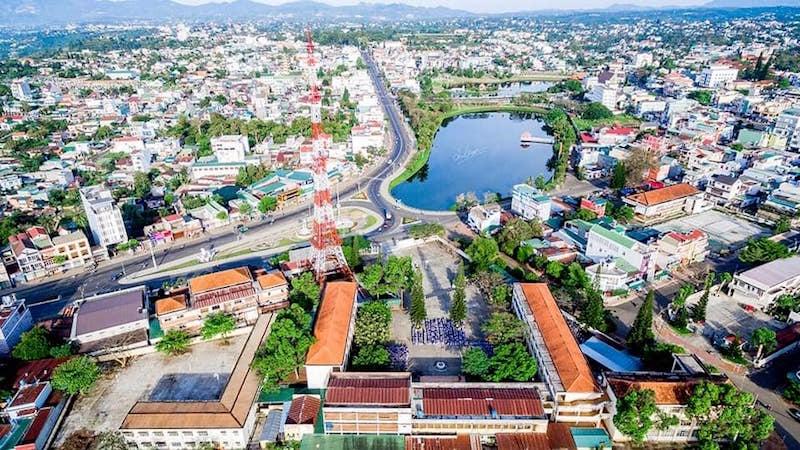 Thành phố Bảo Lộc - Lâm Đồng phát triển dựa trên bản sắc riêng 4