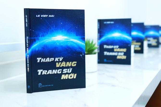 """Giới thiệu sách """"Thập kỷ vàng – Trang sử mới"""" và giao lưu với tác giả Lê Viết Hải 2"""