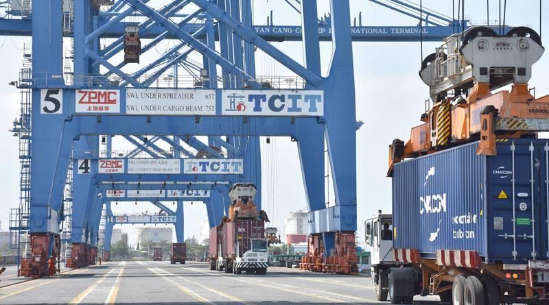 Triển vọng về kinh tế cảng biển tại đô thị Phú Mỹ và tính thực tiễn 1