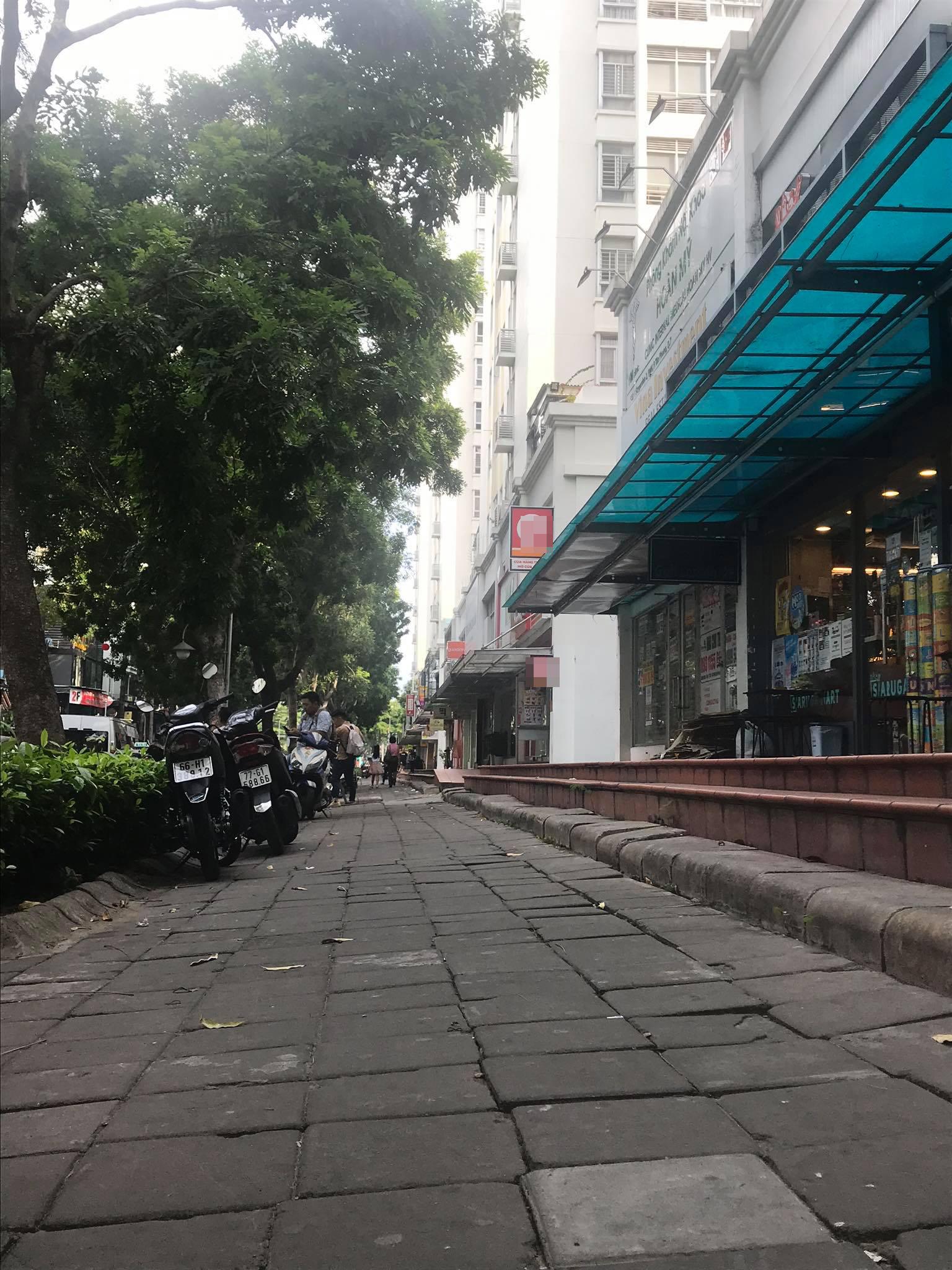 Nhiều mặt bằng bị trả lại ở khu phố người Hàn tại Phú Mỹ Hưng 7