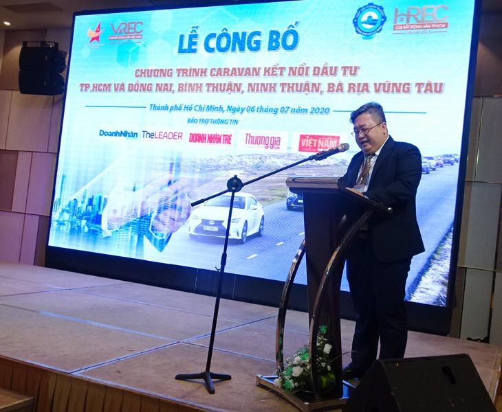 Ra mắt BCH CLB Bất động sản Việt Nam và chương trình Caravan kết nối đầu tư TP.HCM và 4 tỉnh thành 2