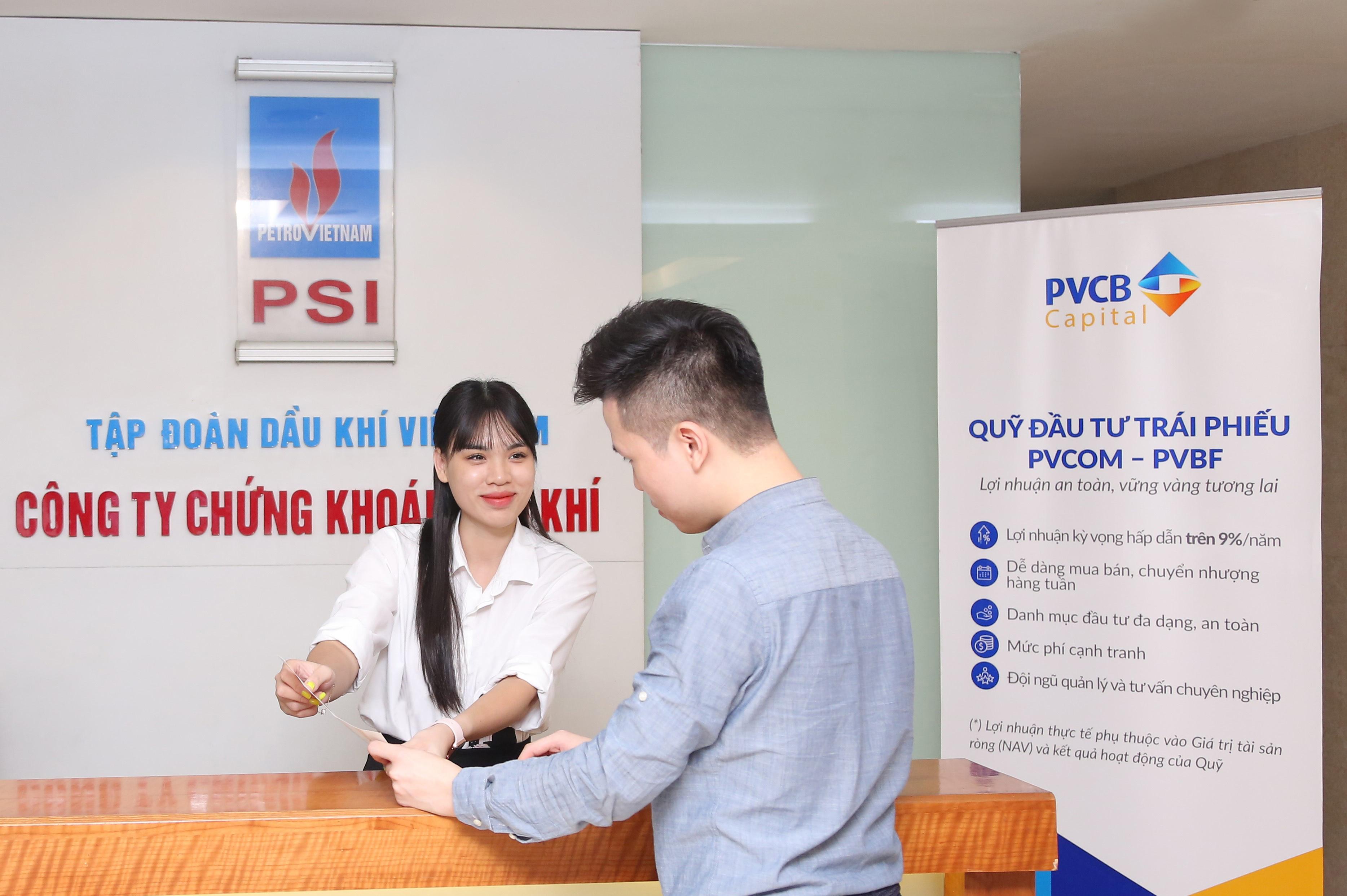 Chứng chỉ Quỹ Đầu tư Trái phiếu PVCOM (PVBF) có mức lợi nhuận kỳ vọng của danh mục đầu tư lên tới 9%/năm để các khách hàng có thêm lựa chọn tối ưu nguồn tiền.