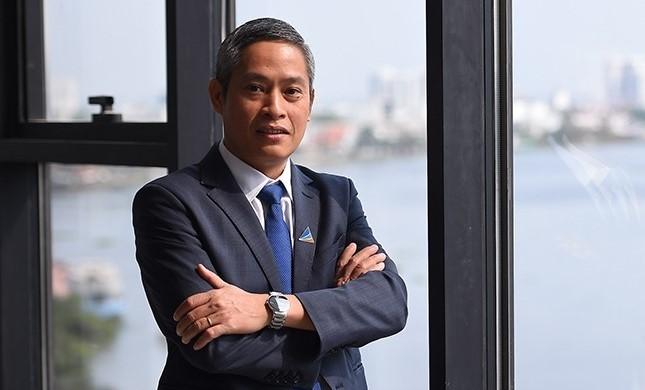 Ông Bùi Ngọc Đức, Tân Tổng giám đốc Công ty cổ phần Tập đoàn Đất Xanh
