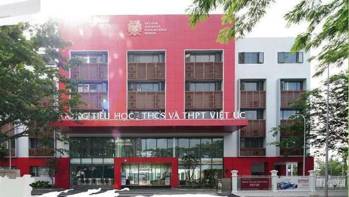 Trường Tiểu học, THCS và THPT Việt Úc