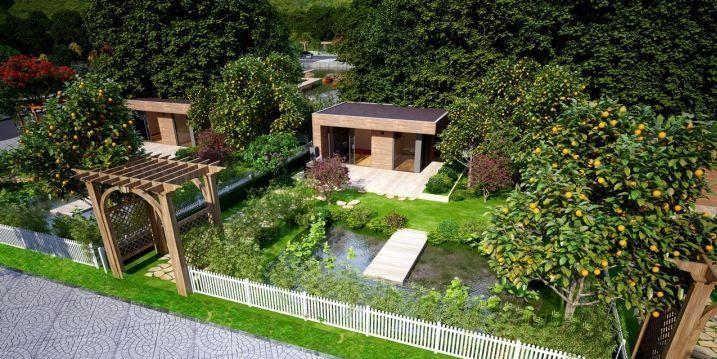 Săn đất làm nhà vườn, nhanh thèm mau chán? 1