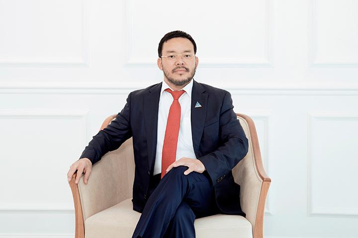 Đất Xanh Group có Tổng giám đốc mới 2