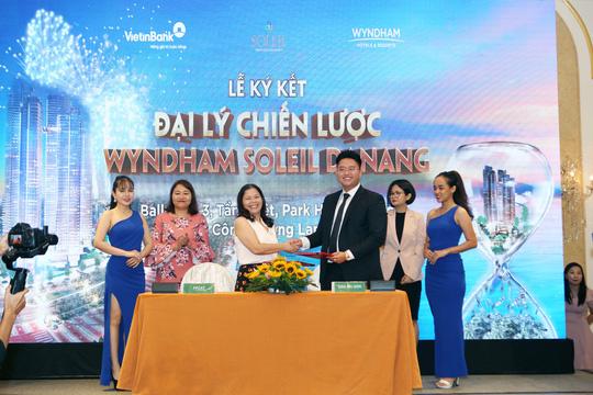"""PPC An Thịnh """"bắt tay"""" các đại lý phân phối dự án Wyndham Soleil Danang 2"""