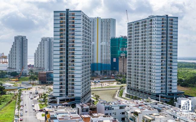 Nguồn cung căn hộ bán ở TP.HCM bất ngờ tăng trong quý 2/2020 1