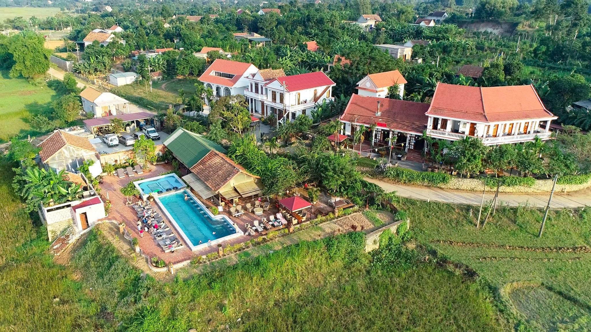 Trào lưu đầu tư Farmstay đang nở rộ ở Việt Nam. Ảnh: Phong Nha Farmstay