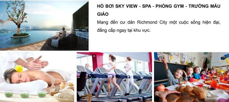 Richmond City– có tiền nên mua, không nên chần chừ! 3