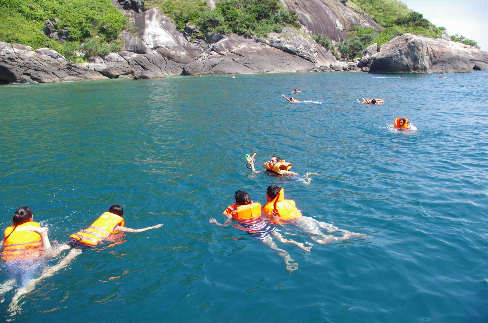 """Nạp """"vitamin sea"""", giải tỏa cái nóng mùa hè cùng Cù Lao Chàm 1"""