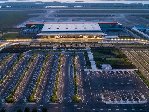 Sân bay quốc tế Vân Đồn được trao giải thưởng Công trình chất lượng cao 2