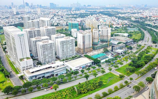 Thị trường bất động sản phụ thuộc vào gì? 3
